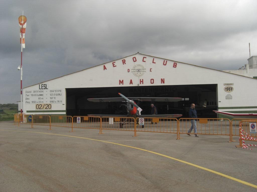 Aeródromo Mahon / San Luis (Menorca) LESL