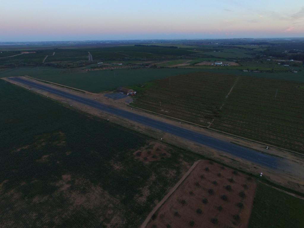 Aeródromo Gibraleon Mafe, Huelva