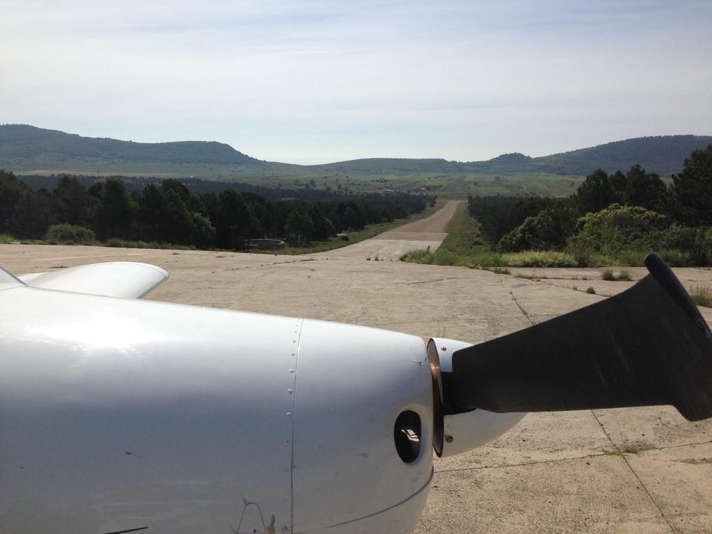 Aeródromo Vistabella del Maestrazgo