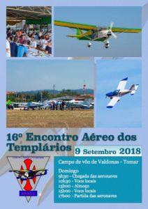 16º Encontro Aéreo dos Templários