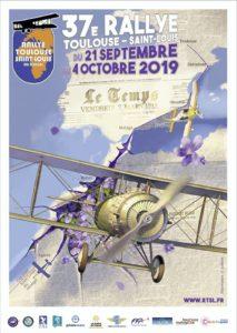 37º Rally Toulouse st Louis