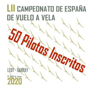 52ª edición del Campeonato de España de Vuelo a Vela