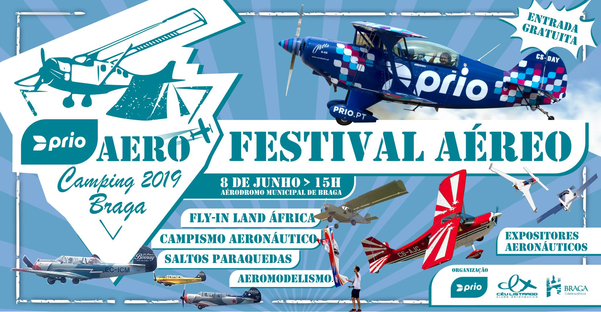 AERO Camping 2019 Braga