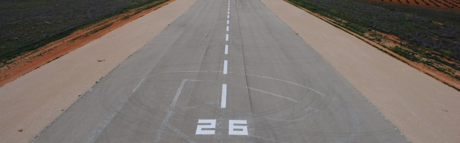 Aeródromo Manuel Sánchez, Valdepeñas
