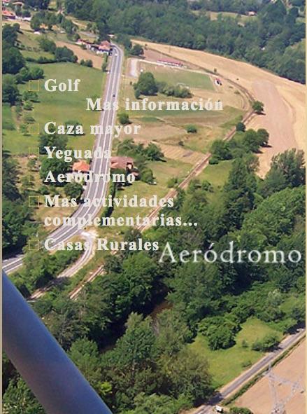 Aeródromo Palacio de Rubianes Hotel & Golf
