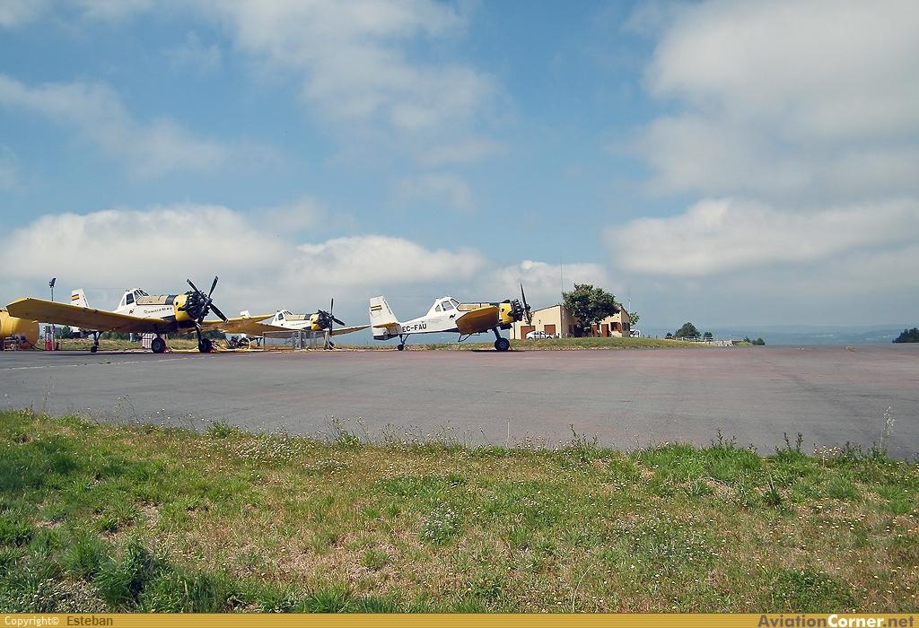 Aeródromo Doade foto de Esteban Lamas