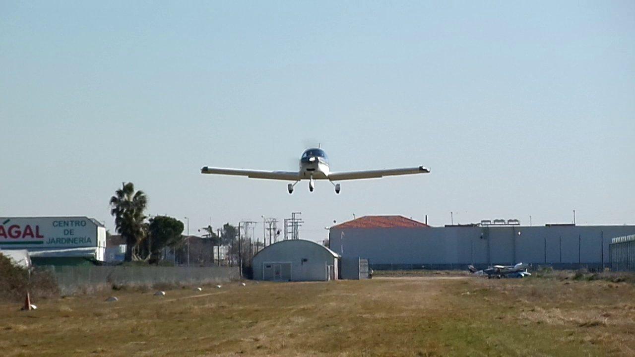 Aeródromo Don Benito