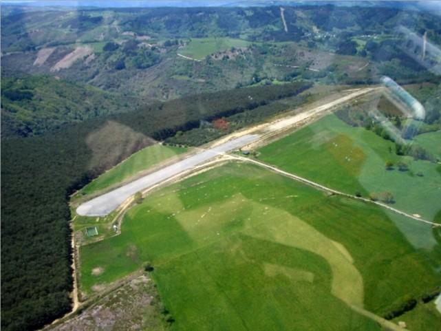 Aeródromo Reboira