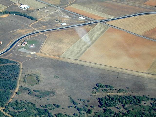Aeródromo Sahechores (forestal) solo Helipuerto