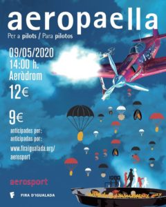 Aeropaella en Aerosport