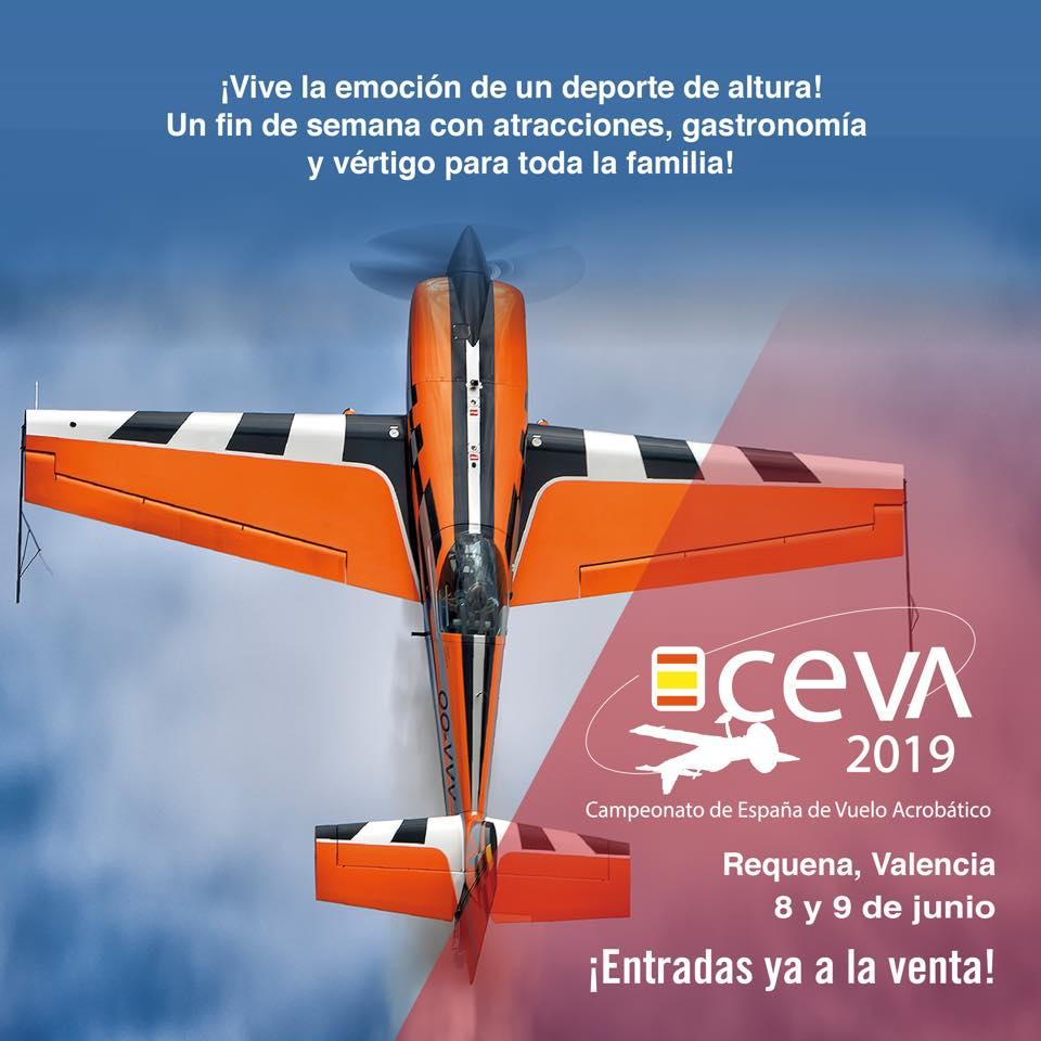 Campeonato de España de Vuelo Acrobático 2019