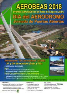 PROGRAMA AERODROMO de Beas. Día del aeródromo en LEBE Beas de Segura