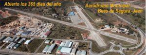 Día del aeródromo en LEBE Beas de Segura