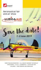 Feria aeronáutica Lleida Air Challenge