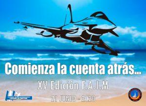 Festival Aéreo Internacional de Motril. XV EDICIÓN 2020