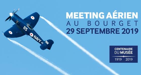 Meeting aérien au Bourget