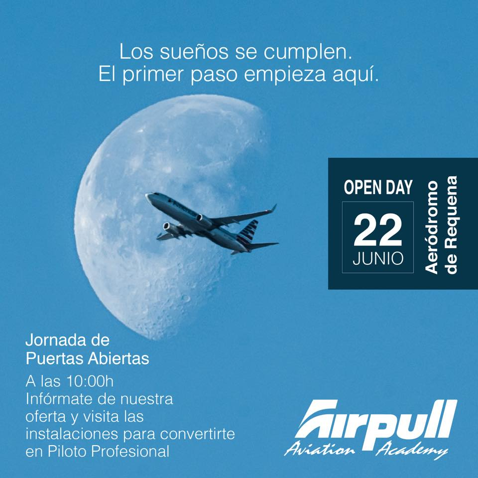 OPEN DAY Airpull Aviation Academy