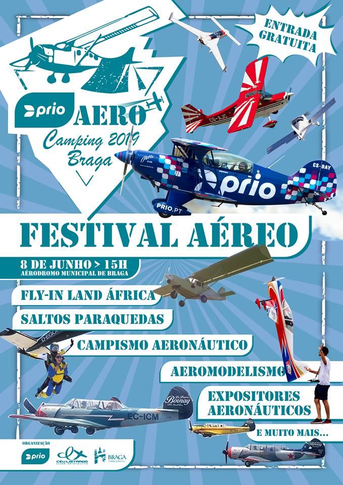 PRIO AERO Camping 2019-Braga