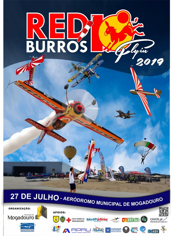 RedBurros Fly-In 2019