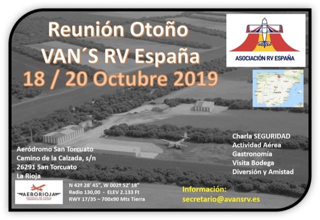 Reunión de Otoño VAN´S RV España