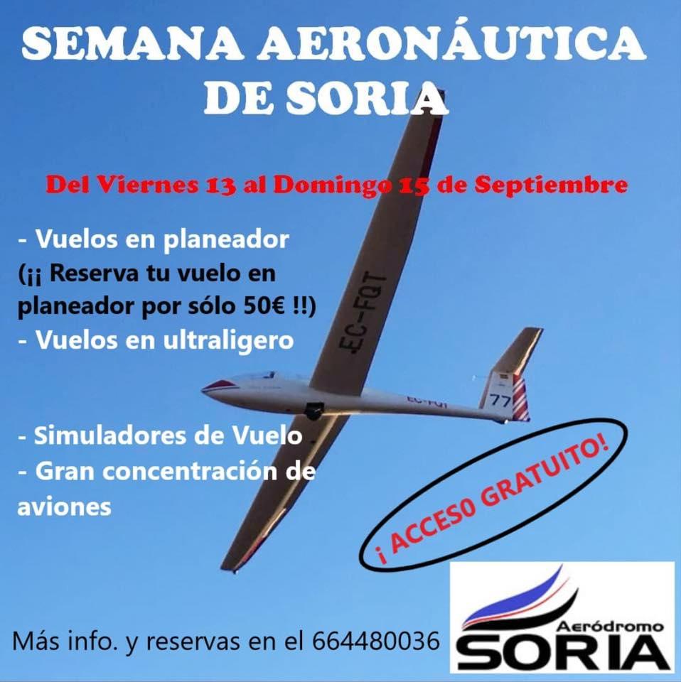 Semana Aeronáutica de Soria