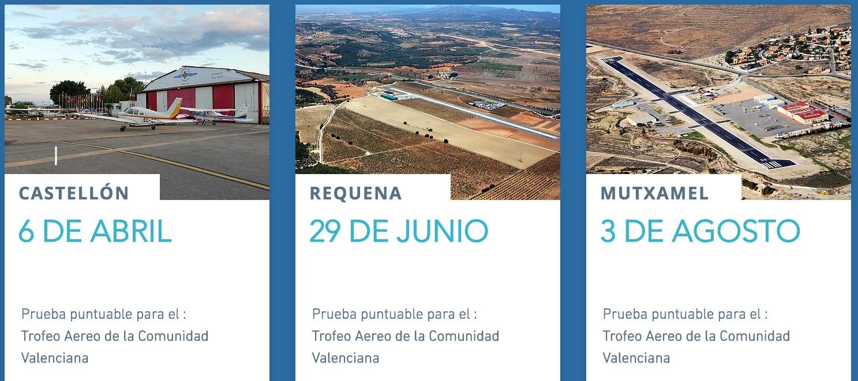 Trofeo Aereo de la Comunidad Valenciana 2019