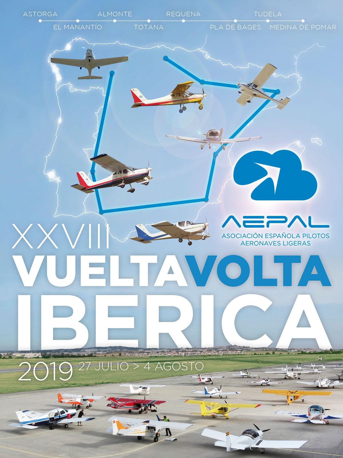 Vuelta Iberica 2019
