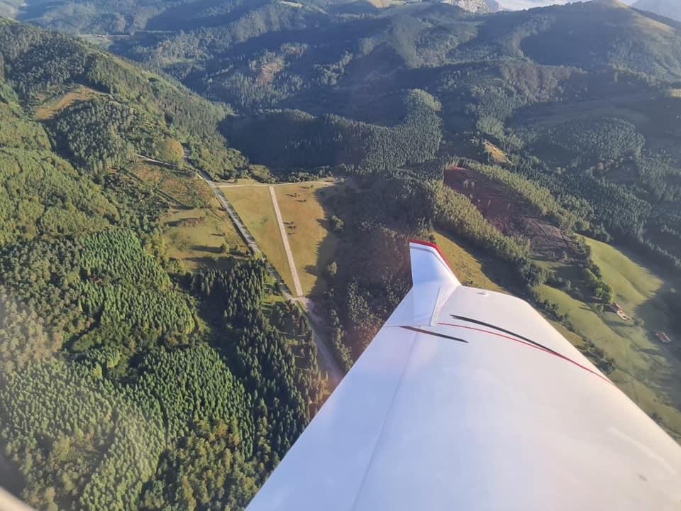 aeródromo Dima emergencias