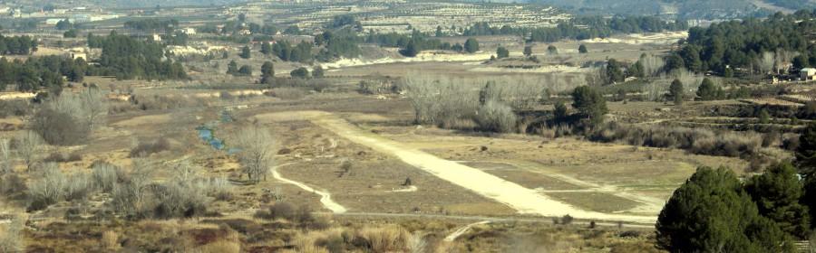 Aeródromo Alcocer de Planes