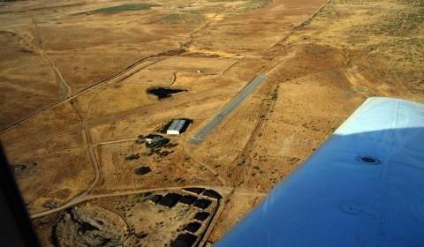 aerodromo aldeacentenera