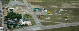 jornada de puertas abiertas en el Aeroclub de Castellón