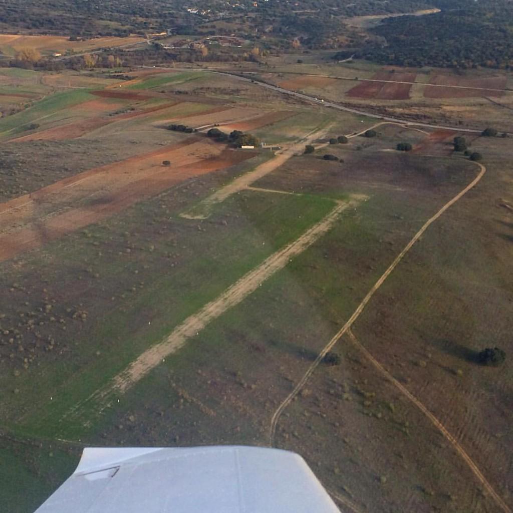 aerodromo el vellon