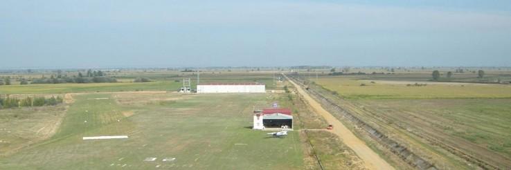 aeródromo Esparver el Busto