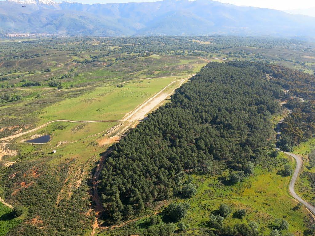 Aeródromo Jarandilla