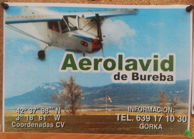 Aeródromo la Vid de Bureba