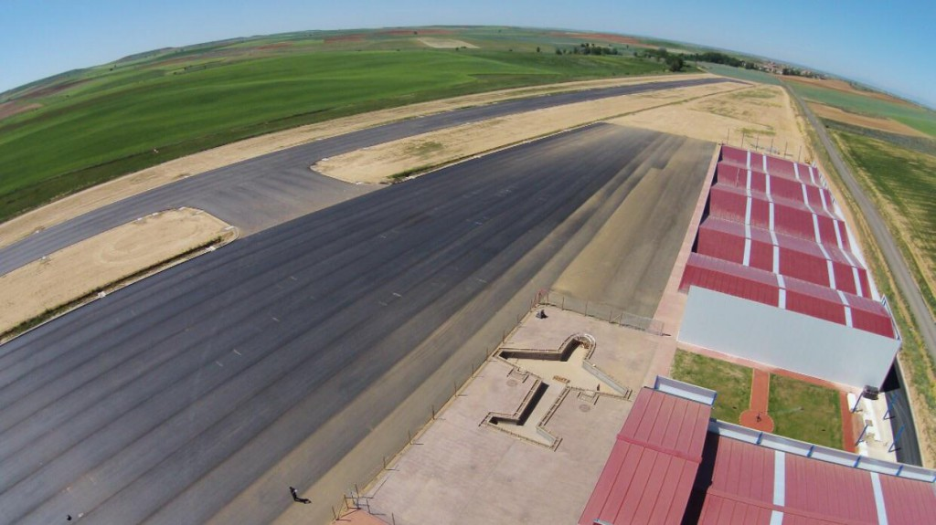 aeródromo los oteros