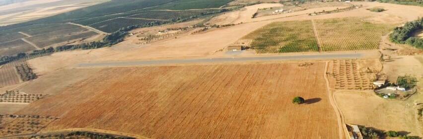 Aeródromo Gibraleón Mafe