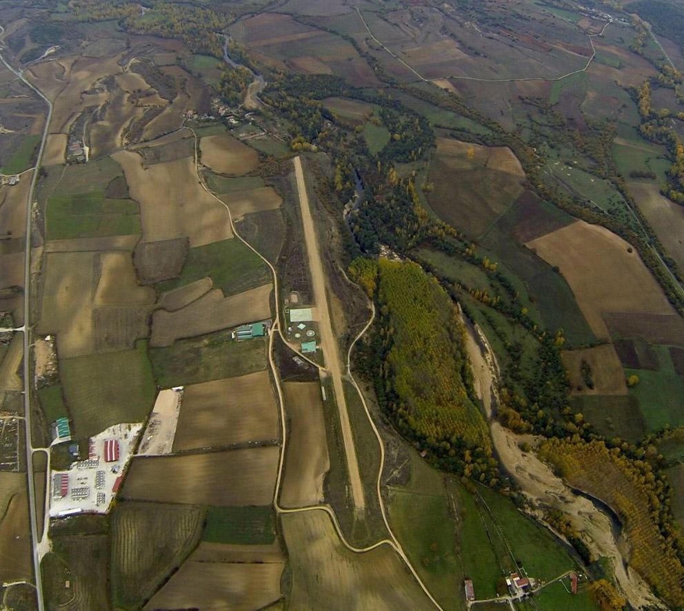 Aeródromo Medina de Pomar