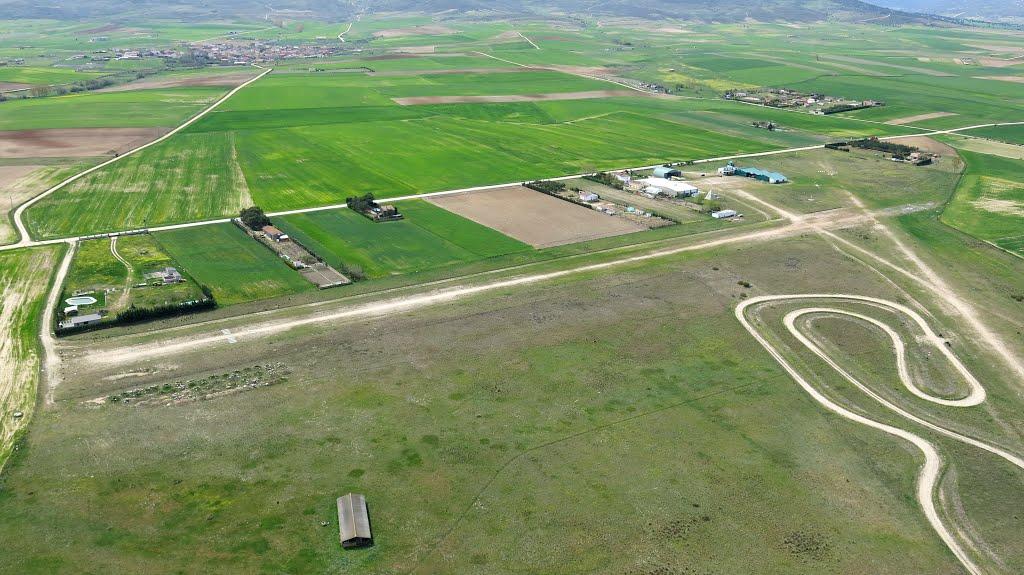 Aeródromo Valle Ambles
