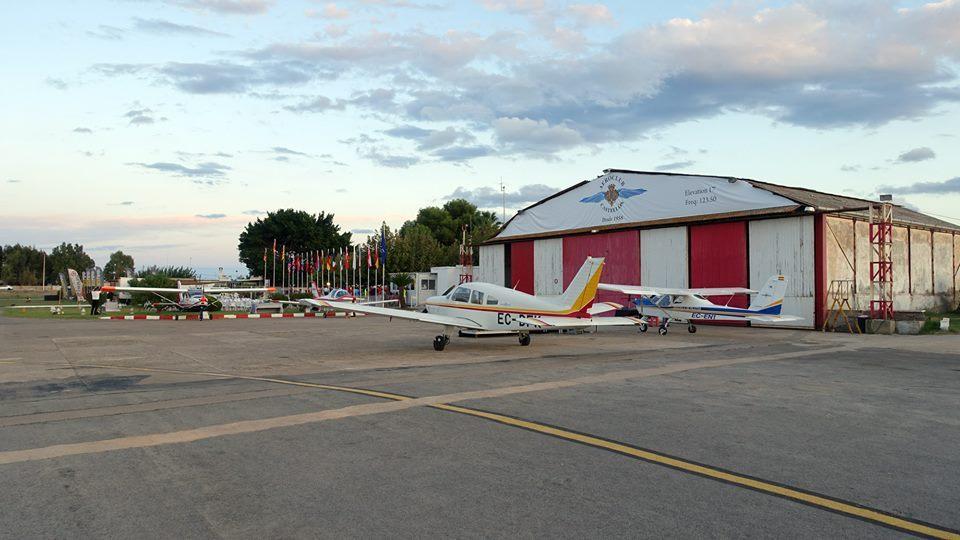 calendario-deportivo-2019 aerodromo castellon