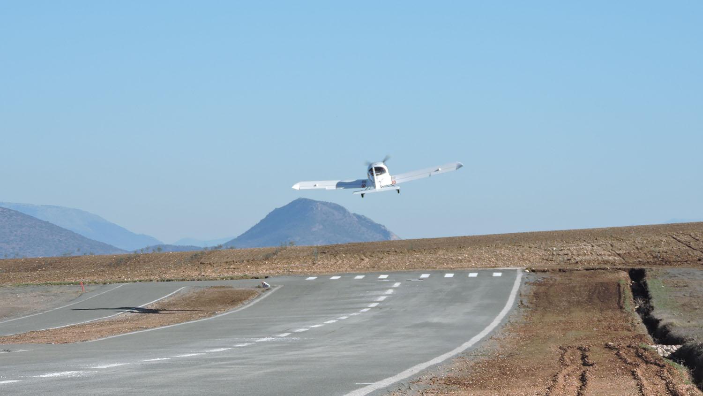 Campo de vuelo Loja