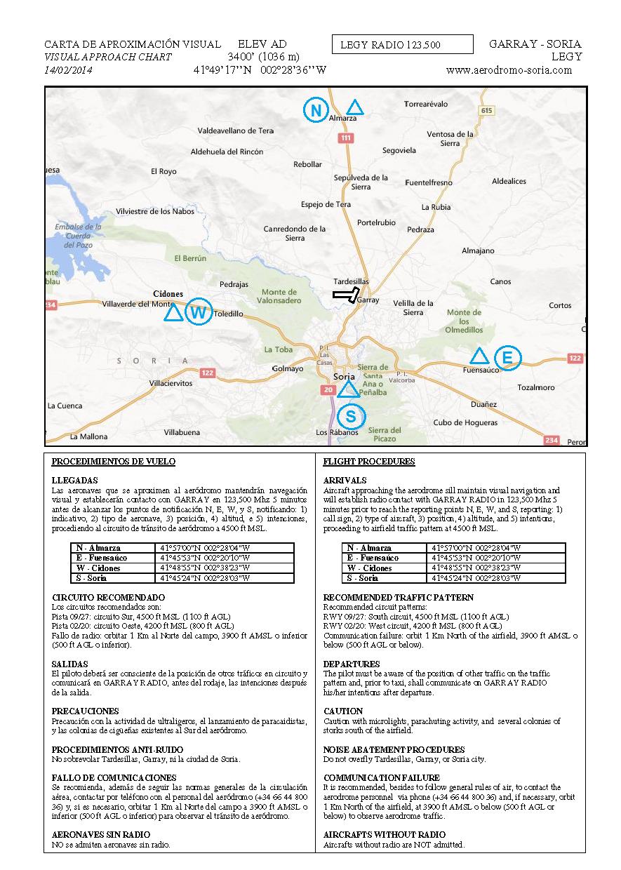 carta aproximacion visual soria LEGY VAC 20140214