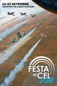 Festa al Cel en el Aeropuerto de Lleida – Alguaire